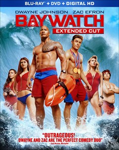Baywatch Blu-ray Box Art