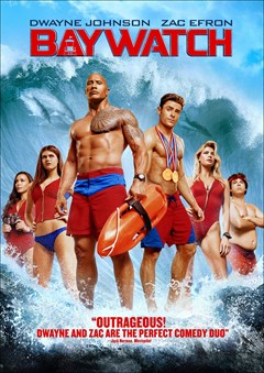 Baywatch DVD Box Art