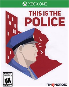 This Is the Police Xbox One Box Art