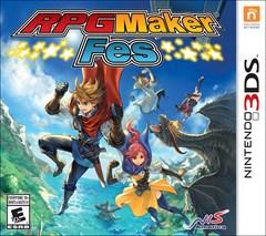 RPG Maker Fes Nintendo 3DS Box Art