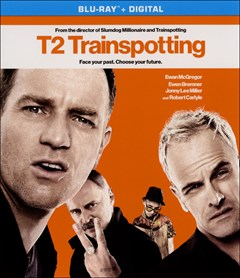 T2 Trainspotting Blu-ray Box Art