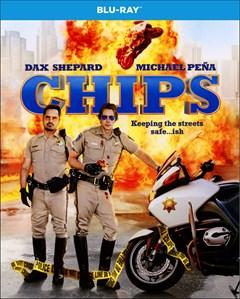 CHiPs Blu-ray Box Art