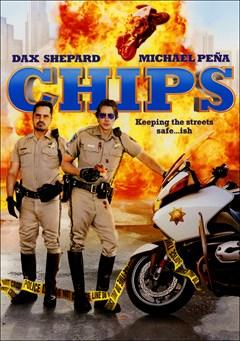 CHiPs DVD Box Art