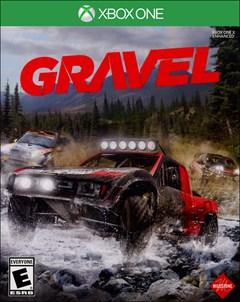 Gravel Xbox One Box Art
