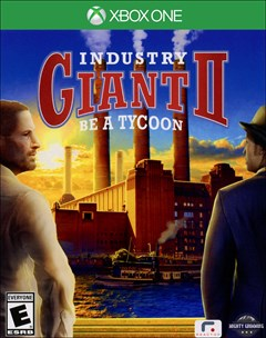 Industry Giant 2 Xbox One Box Art