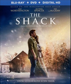 The Shack Blu-ray Box Art