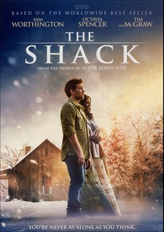 The Shack DVD Box Art