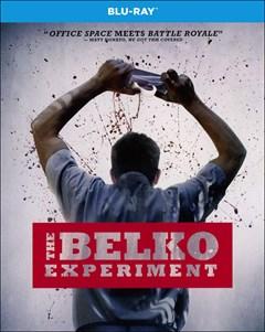 The Belko Experiment Blu-ray Box Art