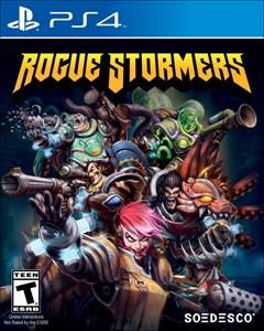 Rogue Stormers PlayStation 4 Box Art