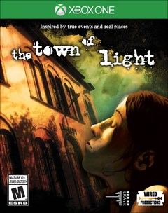 The Town of Light Xbox One Box Art