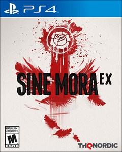 Sine Mora EX PlayStation 4 Box Art