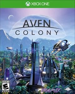 Aven Colony Xbox One Box Art