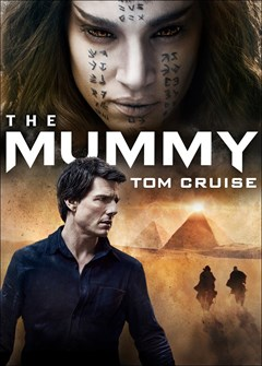 The Mummy (2017) DVD Box Art