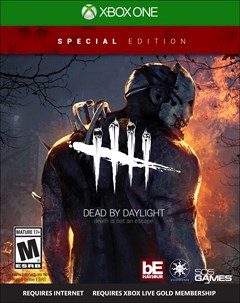 Dead by Daylight Xbox One Box Art