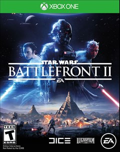 Star Wars: Battlefront II Xbox One Box Art