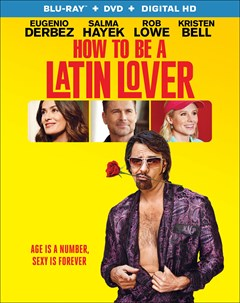 How To Be A Latin Lover Blu-ray Box Art