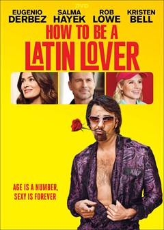 How To Be A Latin Lover DVD Box Art