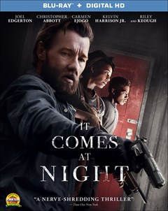 It Comes at Night Blu-ray Box Art