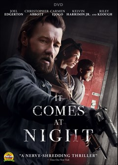 It Comes at Night DVD Box Art