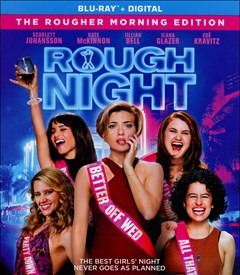 Rough Night Blu-ray Box Art