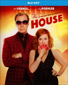 The House Blu-ray Box Art