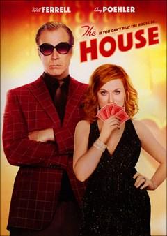 The House DVD Box Art