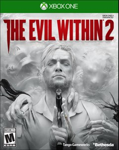 The Evil Within 2 Xbox One Box Art