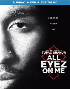All Eyez on Me Blu-ray Box Art