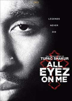 All Eyez on Me DVD Box Art