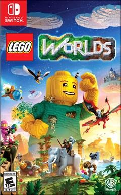 LEGO Worlds Nintendo Switch Box Art
