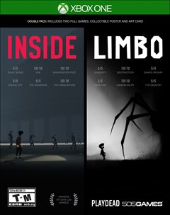 Inside/Limbo Xbox One Box Art