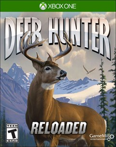 Deer Hunter Reloaded Xbox One Box Art