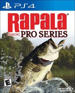 Rapala Pro Fishing PlayStation 4 Box Art