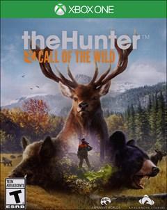 theHunter: Call of the Wild Xbox One Box Art