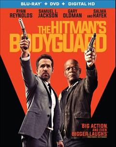 The Hitman's Bodyguard Blu-ray Box Art
