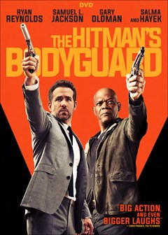 The Hitman's Bodyguard DVD Box Art