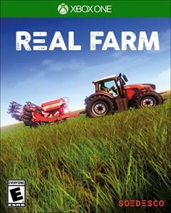 Real Farm Xbox One Box Art