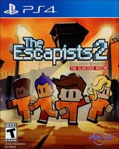 The Escapists 2 PlayStation 4 Box Art