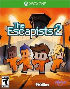 The Escapists 2 Xbox One Box Art