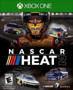 NASCAR Heat 2 Xbox One Box Art