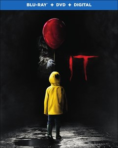 It (2017) Blu-ray Box Art