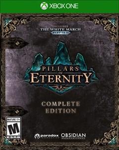 Pillars of Eternity: Complete Edition Xbox One Box Art