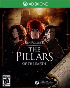 Pillars of the Earth Xbox One Box Art