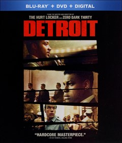 Detroit Blu-ray Box Art