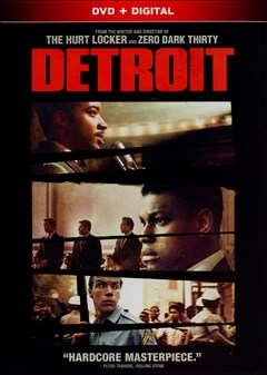 Detroit DVD Box Art