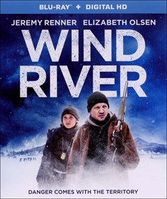 Wind River Blu-ray Box Art