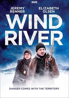 Wind River DVD Box Art