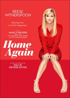 Home Again DVD Box Art