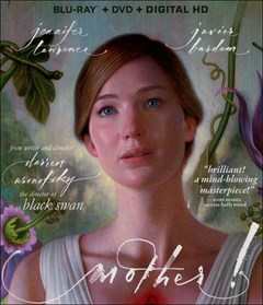Mother! Blu-ray Box Art