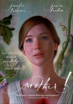 Mother! DVD Box Art